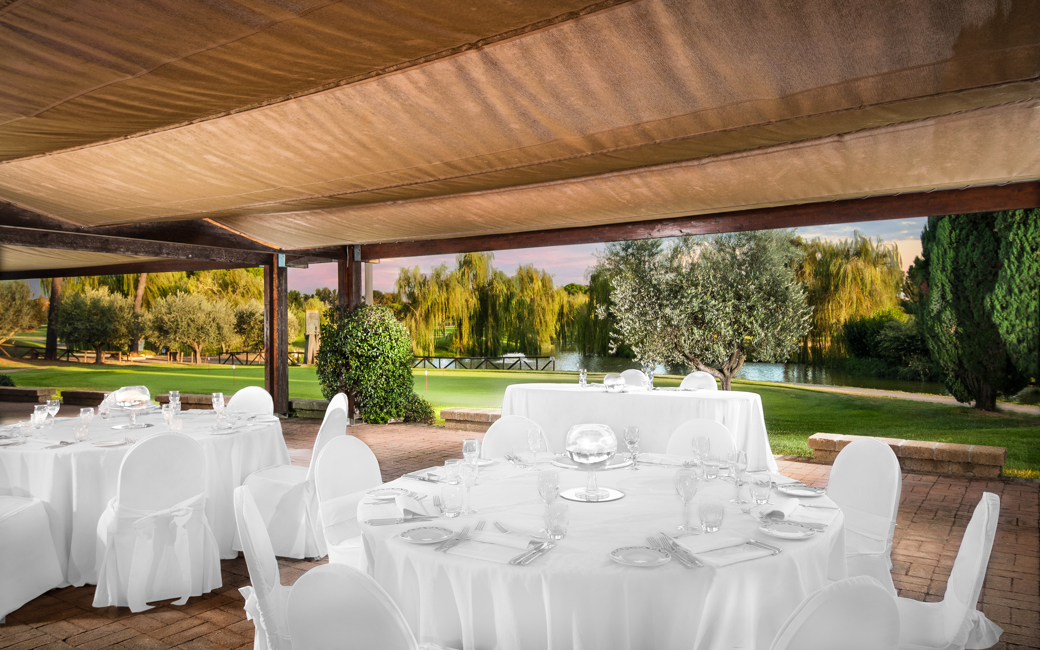Golf Club Restaurant - Sheraton Parco Rome